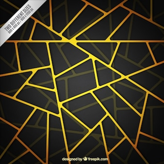 Gelb Netto auf dunklem Hintergrund