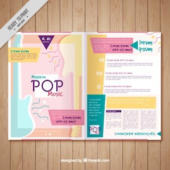 Geometrische Musikmagazin