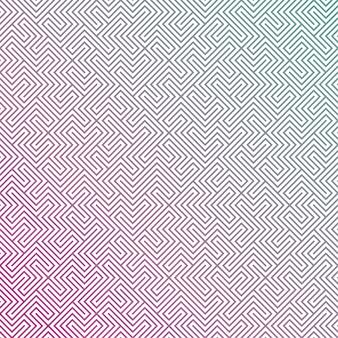 Geometrischer Farbverlauf Hintergrund