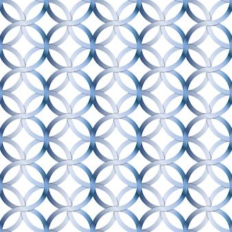 Geometrisches Farbverlauf
