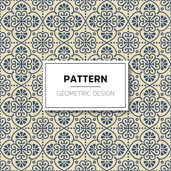 Geometrisches Musterdesign