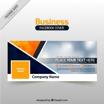 Geschäftsfacebook Abdeckung