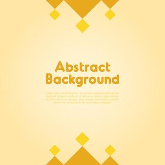Golden abstrakten Hintergrund