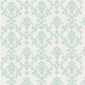 Grüne ornamentale Muster Hintergrund