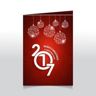 Guten Rutsch ins Neue Jahr Flyer