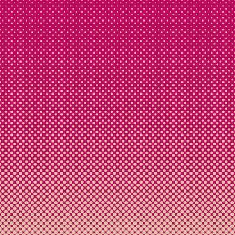 Halbton-rosa Punkte Hintergrund