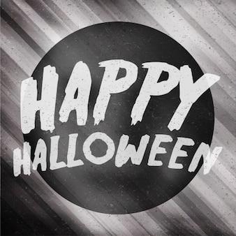 Happy Halloween Vintage Film Hintergrund