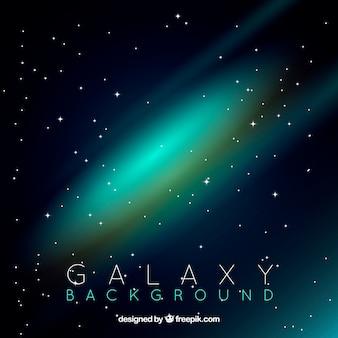 Helle Galaxie Hintergrund