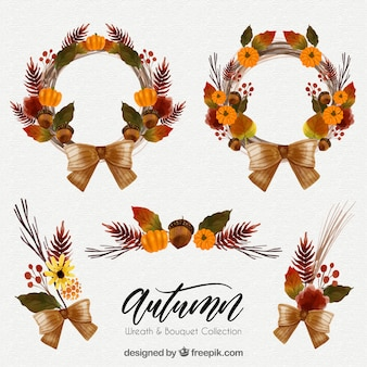 Herbstkranzsammlung