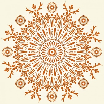 Hindu-Abstract Ornament
