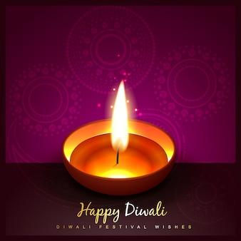 Hindu-Festival von diwali Design