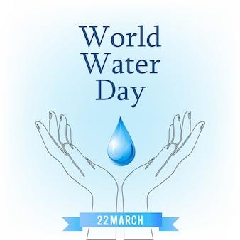 Hintergrund der Weltwassertag