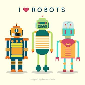 Ich liebe Roboter
