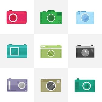Kamera-Icons