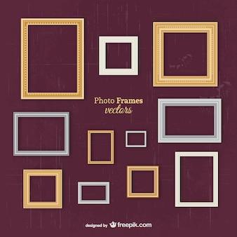 Klassischen Rahmen Vektoren
