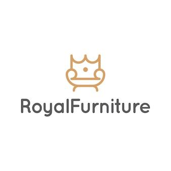 Königliches Möbel-Logo