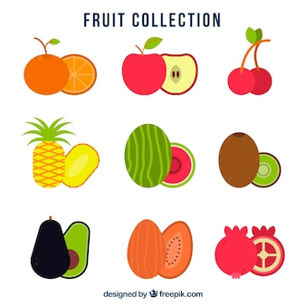 Köstliches Obstset