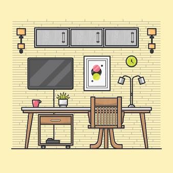 Kreativer Raum