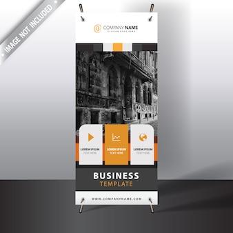 Kreatives Roll-up-Design