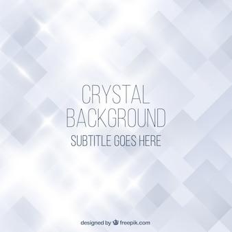 Kristall-Hintergrund