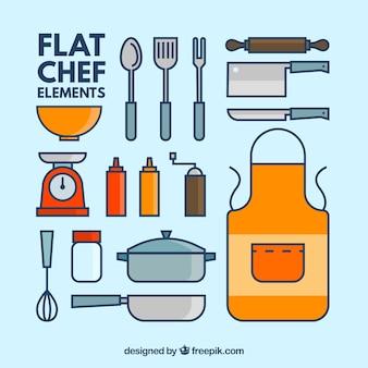 Küche Element Sammlung