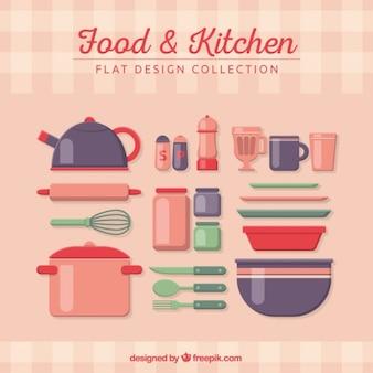 Küchenhelfer-Kollektion
