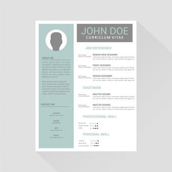 John Doe Graphic Designer Portfolio