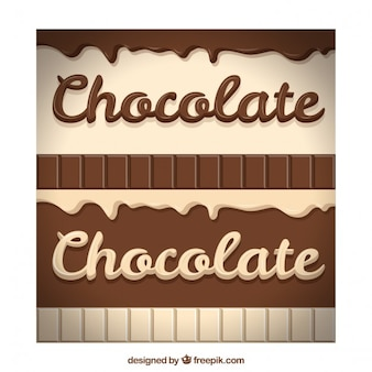 Leckere Schokolade