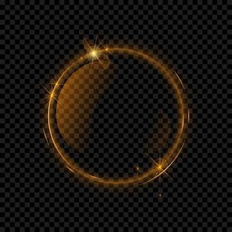 Lichteffekte Rahmen