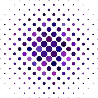 Lila Kreise Hintergrund Design