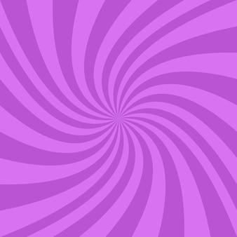 Lila Spirale Hintergrund Design
