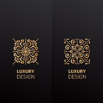 Luxus Design Ornamente