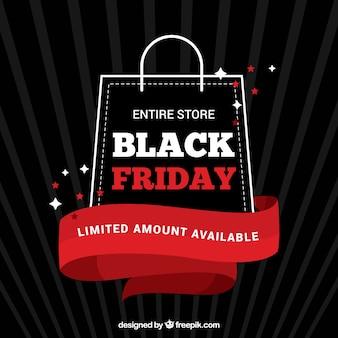 Luxus schwarzer Freitag Hintergrund