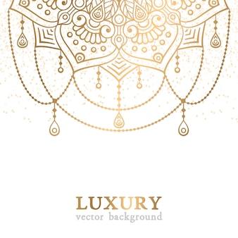 Luxus-Vektor-Muster