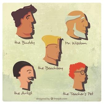 Männer Profile