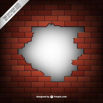 Mauer gebrochen