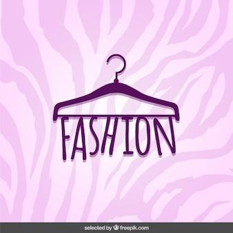 Mode-Schriftzug