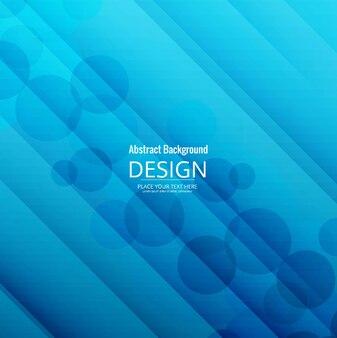 Moderne blauen Hintergrund