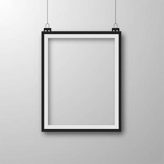Moderne Frame-Hintergrund