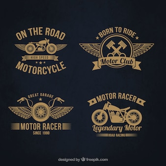 Motorcicle Logos