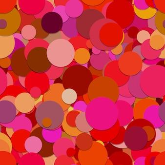 Multitone Kreise Hintergrund