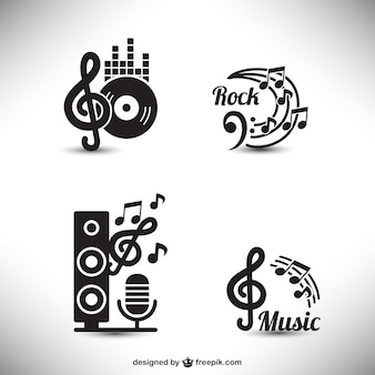 Musik grafische Elemente