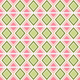 Nahtlose geometrische Muster ethnische