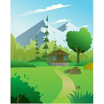 Natur Hintergrund Design