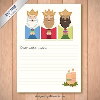 Nette Weisen Brief