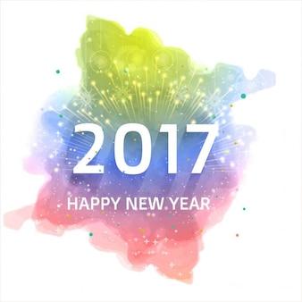 Neues Jahr 2017 Hintergrund
