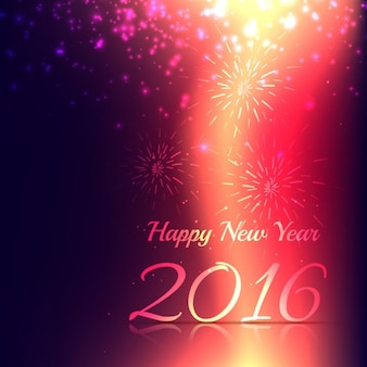 Neues Jahr Grußkarte