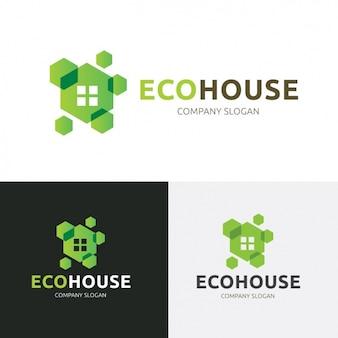 Ökologie Logos gesetzt