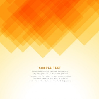 Orange abstrakte Hintergrund