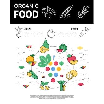 Ornaginc Essen Hintergrund